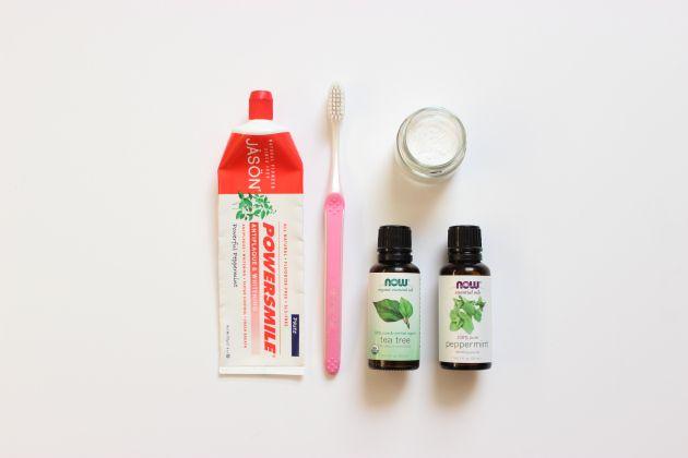 hygiène dentaire et buccale au naturel