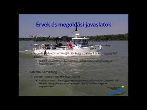 Szári Zsolt előadása a III. Balatoni Horgászkonferencián a balatoni hal ...
