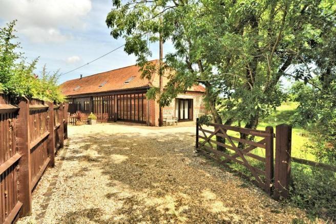 3 bedroom Barn conversion in Binham near Walsingham. £595,500