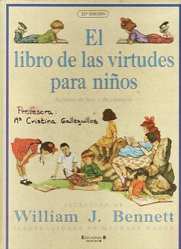El libro de las virtudes para niños - Patricia Marquez - Álbumes web de Picasa