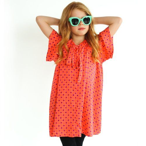Rosetta Dress PDF Sewing Pattern