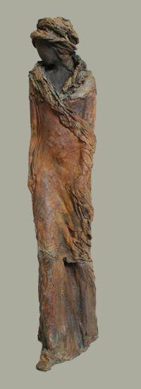 Kieta Nuij sculpteur hollandaise : magnifique découverte, oeuvre mystérieuse et…