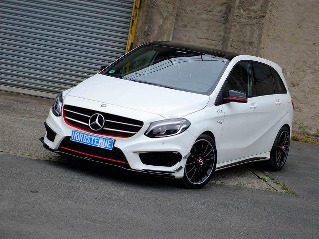 Mercedes Benz B Klasse Tuning Bock Auf Die B Klasse Mercedes B 200 D Als Amg B45 Edition1 Auto Der Woche Mercedes Benz B200 Mercedes B Class Mercedes Sport
