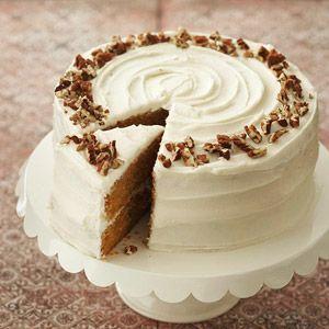 Best Loved Carrot Cake