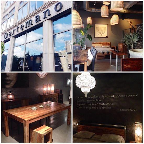 boutique meuble ARtemano
