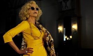 Fond of her... Jane Fonda in Paolo Sorrentino's film, Youth.