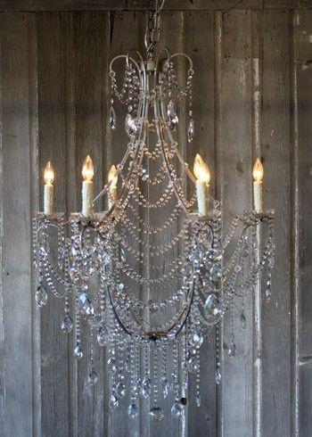 Achados........dali e daqui - dyingofcute: stunning Italian chandelier