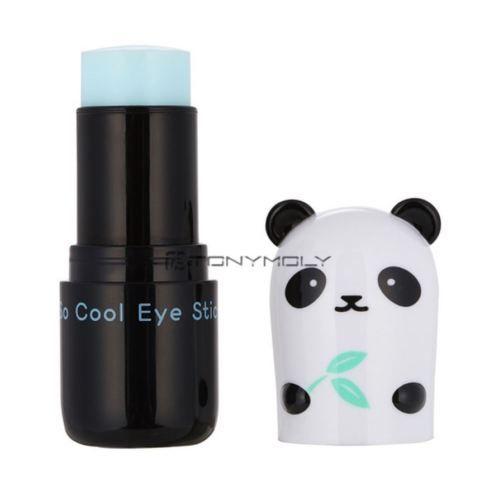 [Tony MOLY] Panda's Dream tão legal Eye Stick cuidados rugas Hidratante Autêntico