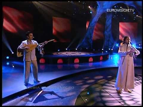 Zeljko Joksimovic - Lane Moje (Serbia & Montenegro) 2004 Eurovision Song...