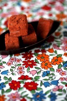 「フランボワーズ生チョコ」sarajya | お菓子・パンのレシピや作り方【corecle*コレクル】