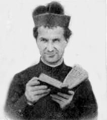St. John Bosco - John Bosco found God's message in his dreams. If you have some question or problem in your life, ask God to send you an answer or help in a dream. Then write down your dreams. Ask God to help you remember and interpret the dreams that come from God.Feast day Jan 31