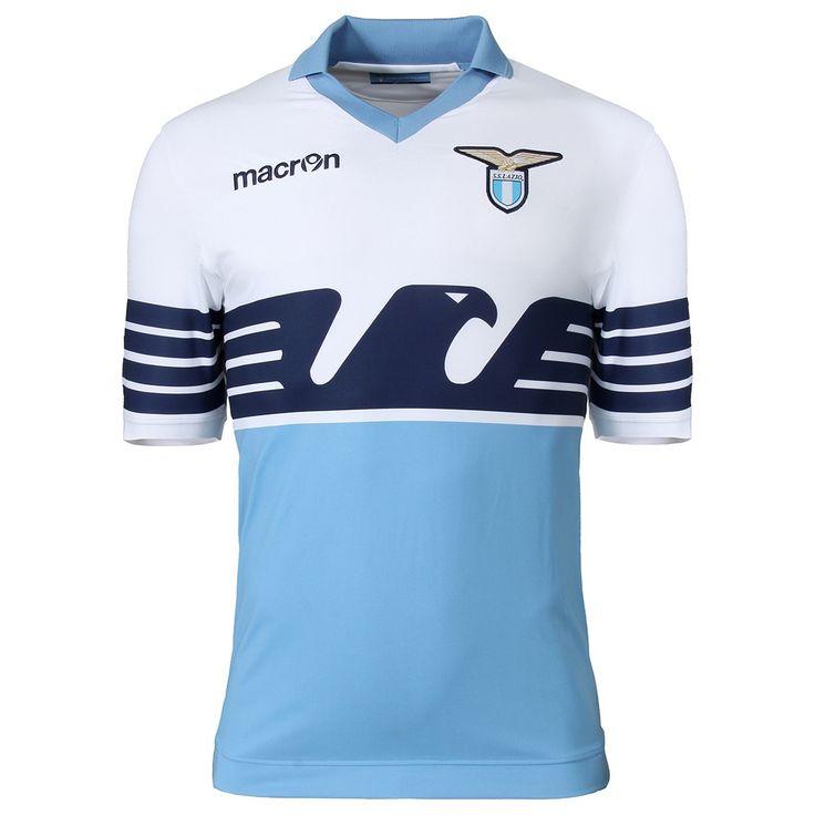 SS Lazio 2015 Macron 115th Anniversary Football Kit | 14/15 Kits | Football shirt blog