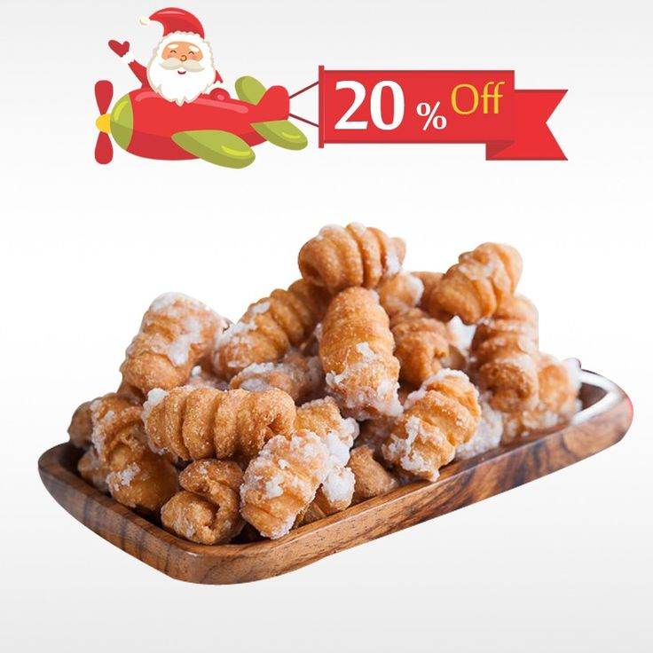Order delicious Mangalore style, home made sugar coated #KalkalSweet  this #Christmas  and get 20% off only at #BringHomeFestival