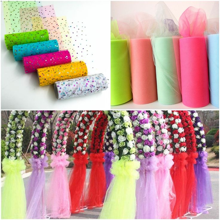 Buy beautiful tulle rolls at discounted wholesale price for elegant and luxe wedding decoration. https://ribbons.cheap/collections/animal-printed-tulle-roll