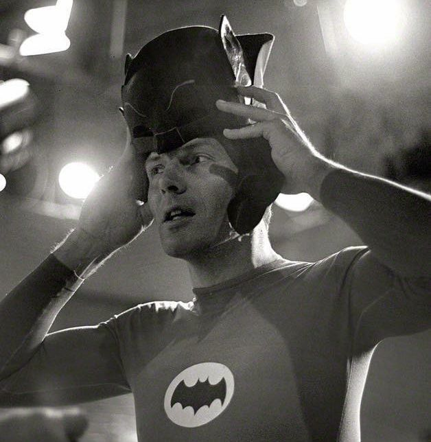 (38) TwitterEasily the biggest influences in my life were (1978) Superman movie, the Superfriends cartoon &  Adam West Batman. RIP (Mayor) Adam West.
