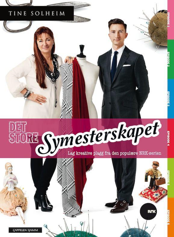 Denne boka følger NRK-programmet Det Store Symesterskapet!