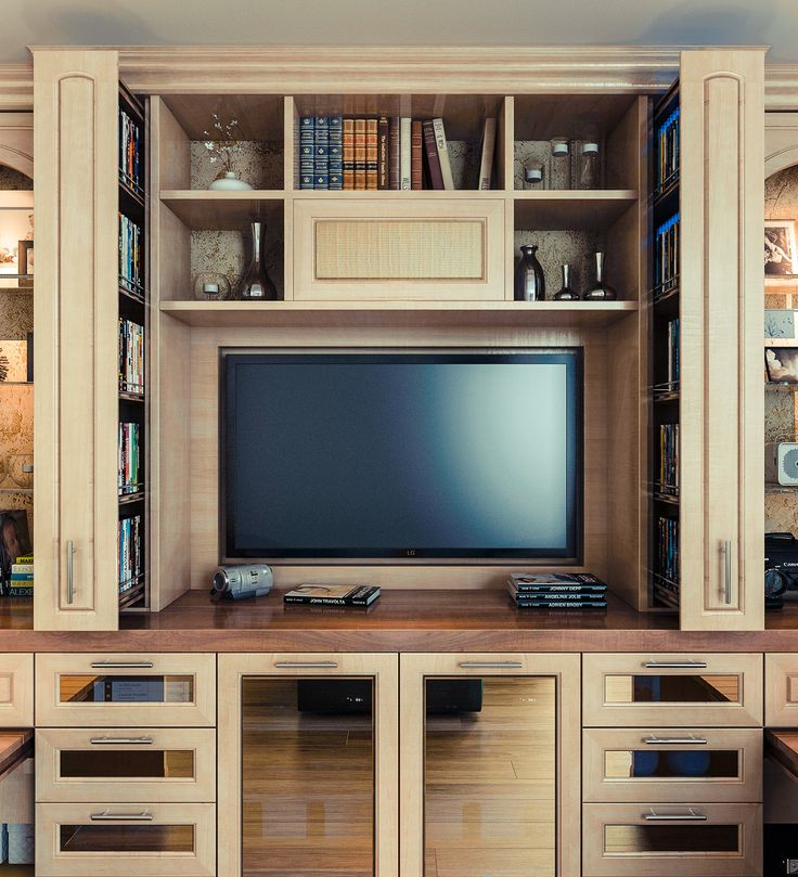 Pull Out DVD Racks Blend Into Your Entertainment Center Decor Seamlessly.  Learn More Here