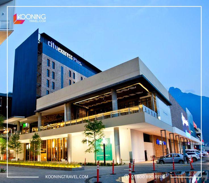 City Express Plus Monterrey Nuevo Sur es el mas buscado por los viajeros por su excelente ubicación en el centro de Monterrey ¡Conocelo!
