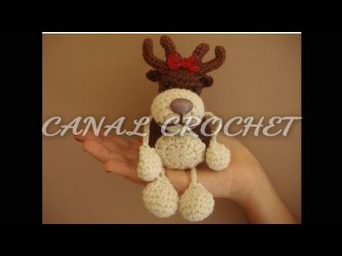Crochet Amigurumi Baby Monsters with CraftyisCool / Magic Ring tutorial - YouTube
