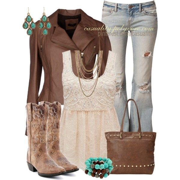 Best 25+ Country chic outfits ideas on Pinterest | Country fashion Country style clothes and ...
