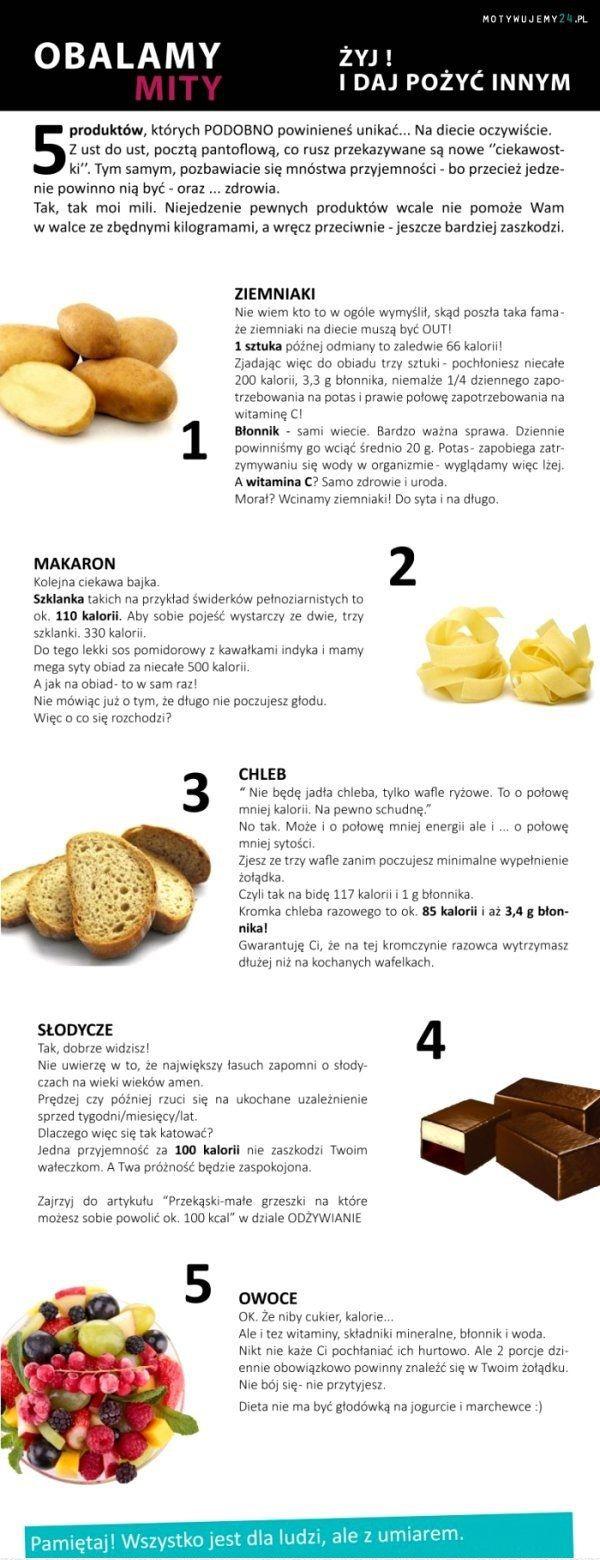 Obalamy mity dietetyczne ?