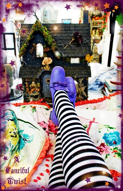 Halloween Magic 1 by A Fanciful Twist, via Flickr: Halloween Magic, Fancy Twists
