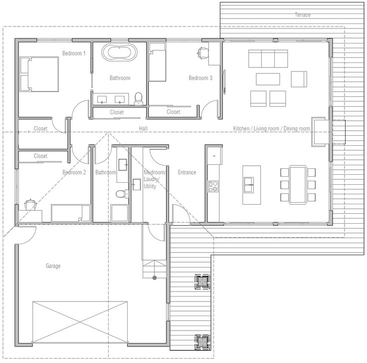 house design house-plan-ch431 10
