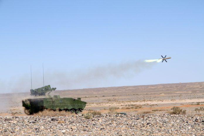 missile anticarro AFT-10 cina