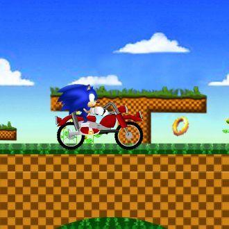 Sonic Ride 2 - juegos de sonic