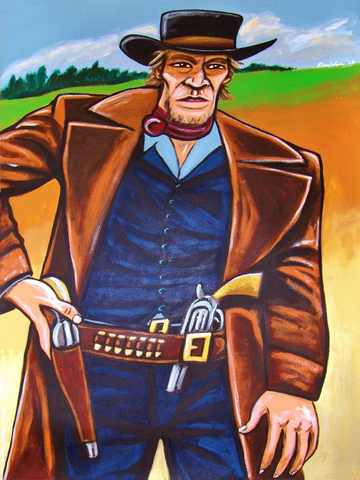 """CLINT EASTWOOD PRINT POSTER man cave Pale Rider movie western dvd navy blu-ray disc colt pistol gun cowboy hat. CHOOSE PRINT SIZES 9x12"""" ($70) or 18x24"""" ($130)-This quality giclee print is part of my extensive portfolio. I am the artist John Froehlich, aka FRO-ART-This is a """"READY TO FRAME"""" REPRODUCTION PRINT on quality gloss archival paper.-PRINT will be professionally packed and shipped in a sturdy mailing tube, via USPS Priority Mail.-My vibrant colored artwork will become a focal…"""