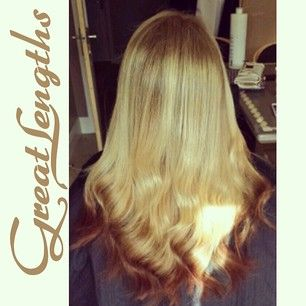 67 best transformations with great lengths images on pinterest blonde to brunette auburn dip dye hair colour created using great lengths hair extensions pmusecretfo Choice Image