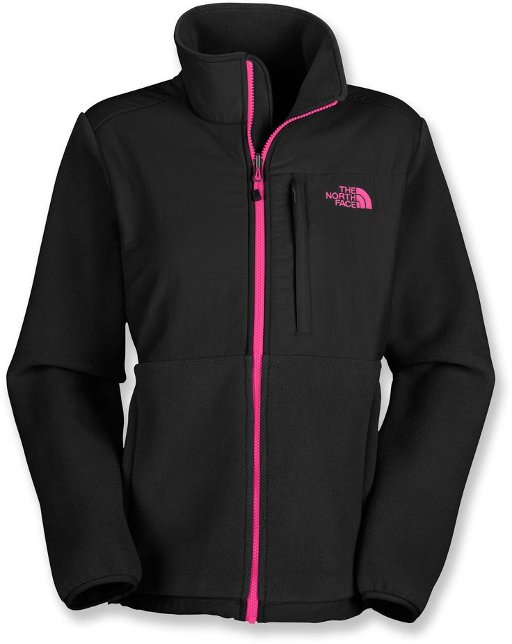north face womens pink ribbon khumbu fleece jacket answer rh studiosleuth com