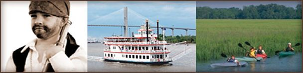 Kid-Friendly Attractions in Savannah | Things to do in Savannah for Kids | StayInSavannah.com