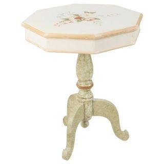 """Masă antichizată :Musette"""" - în colţ de living sau hol, masa """"Musette"""" aşteaptă musafiri pe care să-i încânte. http://www.retroboutique.ro/mobila/mese/masa-antichizata-musette-1430"""