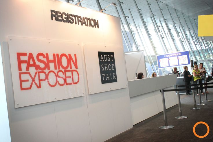 Exhibition Booth Supplier : Best images about event design registration on