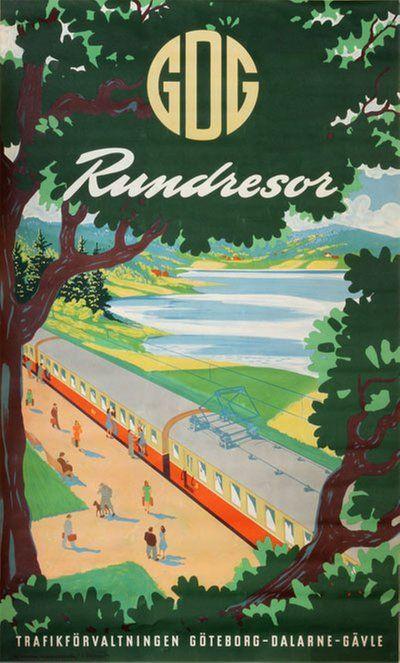 Rundresor GDG - Sweden