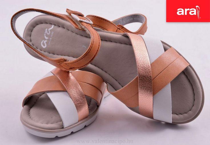 Egy igazán nőies Ara szandál, puha kényelmes lábággyal 🌞  http://valentinacipo.hu/ara/noi/egyeb/szandal/142339040  #ara #ara_szandál #női_szandál #Valentina_Cipőboltok