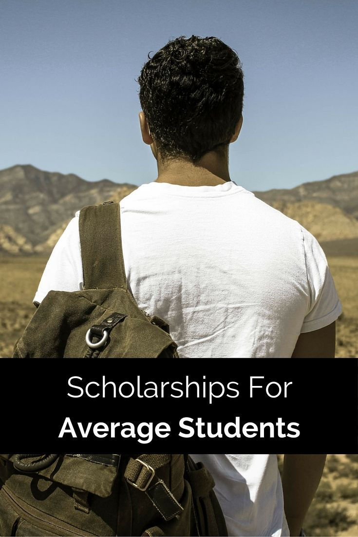 Scholarships For Average Students