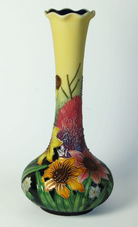25 best old tupton ware pottery images on pinterest vase flower old tupton ware art deco summer bouquet design 8 bud vase reviewsmspy
