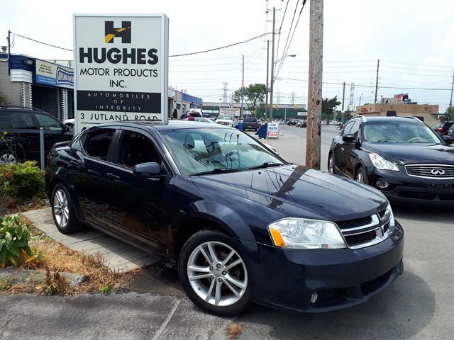 2011 Dodge Avenger Sxt Comes Fully Equipped With Abs Satellite