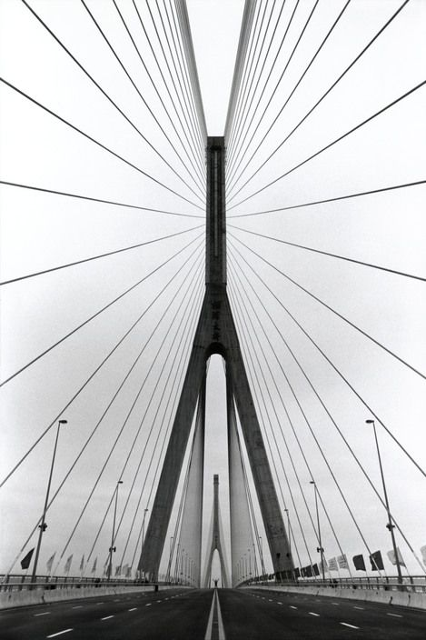 Shanghai, Yangpu Bridge