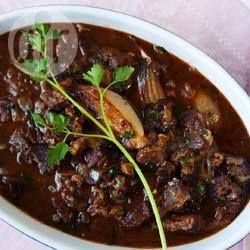 Bœuf bourguignon facile, aux échalotes @ qc.allrecipes.ca