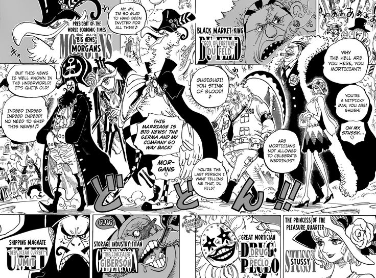 Read manga One Piece One Piece - 860 online in high quality