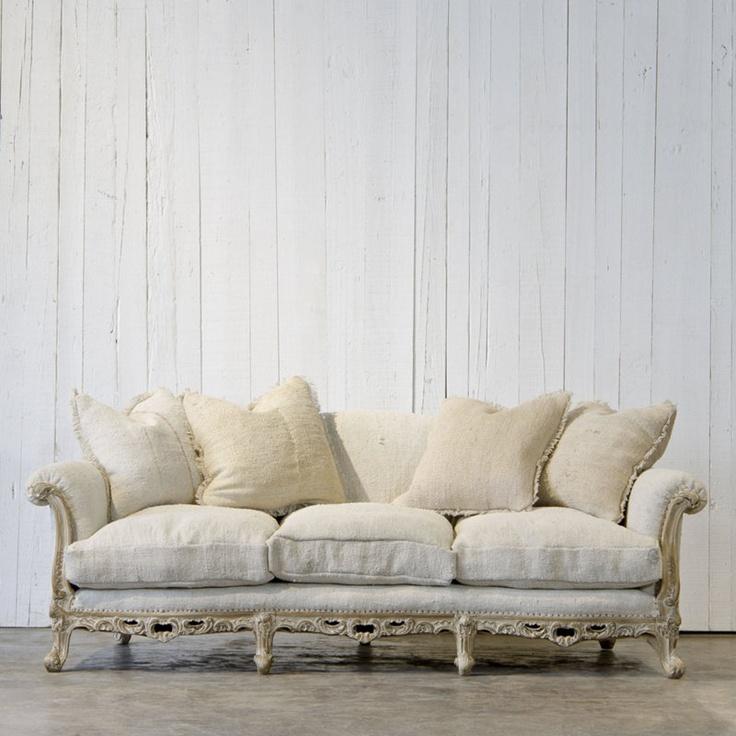 Camelback Settee - Ralph Lauren Home - RalphLaurenHome.com