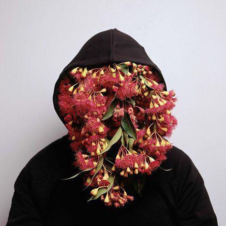"Christian Thompson, Black Gum #2 - from his series ""Australian Graffiti"""