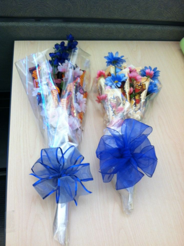 279 Best Candy Bouquet Images On Pinterest Candy Bouquet Candy Bar Bouquet And Shower Banners