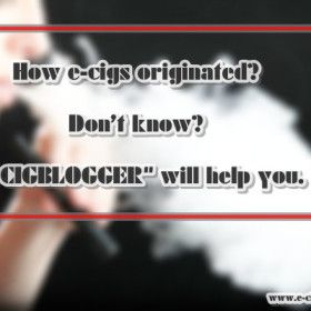 How e-cigarettes originated? Don'y know? Visit to know.