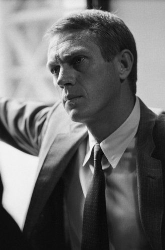 Pictures & Photos of Steve McQueen - I think his grandson has Steve's nose.