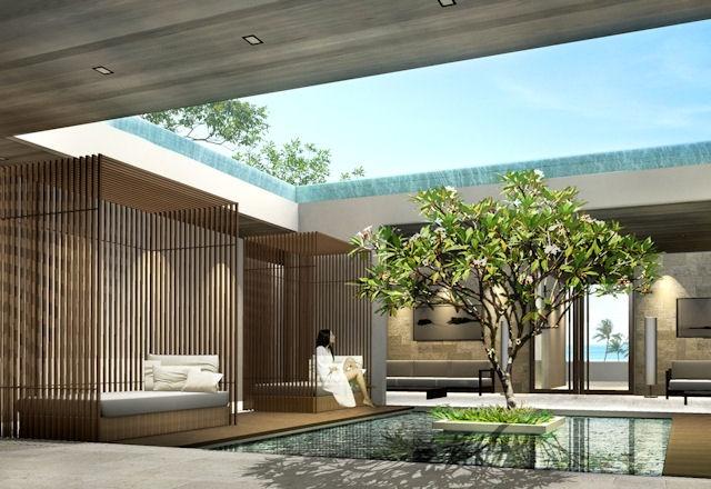 Alila Villas Soori with Sea View / modern design villa inspiration byCOCOON.com