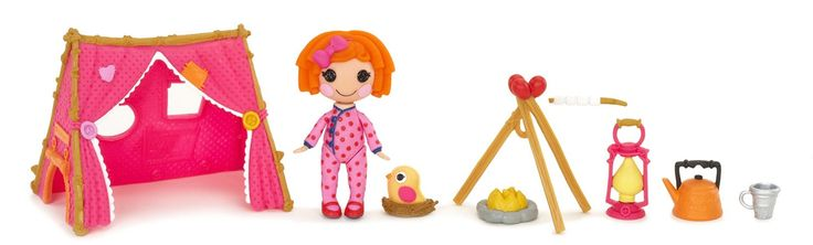 Lalaloopsy Toys. You will just love the Mini Lalaloopsy Playset and the Mini Sew Sweet House. Lalaloopsy Toys are perfect for children aged 4 - 15 years...